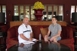 Интервью Станислава Орехова о профессии дизайнера