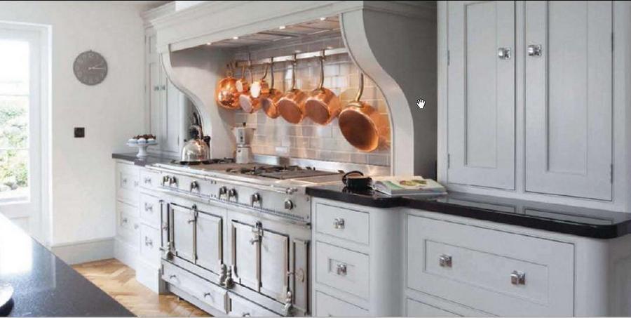 Зона кухни. Классическая кухня с островом (понравилась идея Вероники и Олеси). Мой вариант