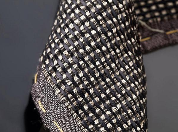 Текстиль Druez с нитями меди