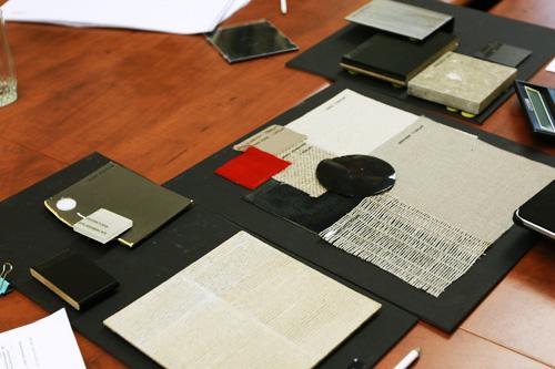 Финальный подбор отделочных материалов