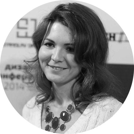 Елена Тихонова, руководитель студии дизайна Cameleondesign